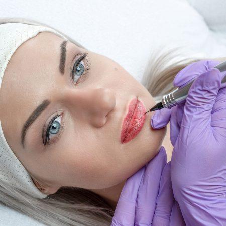 Cosmetic Tattoo Lips