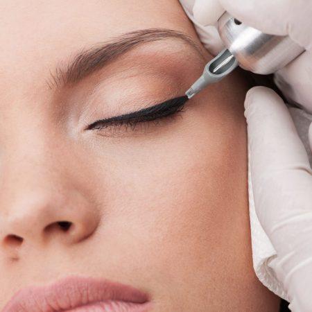 Eyeliner permanent makeup Perth